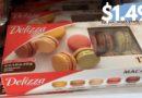 Delizza Mini Eclairs, Cream Puffs, & Macarons | $1.49 at Publix