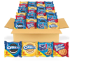 OREO Original, OREO Golden, CHIPS AHOY! & Nutter Butter Cookie Snacks Variety Pack, 56 Snack Packs Only $12.24 Shipped!F2D