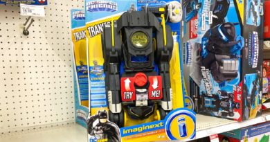 Imaginext Transforming Remote Control Batmobile Only $50.99 Shipped on Target.com (Regularly $79)